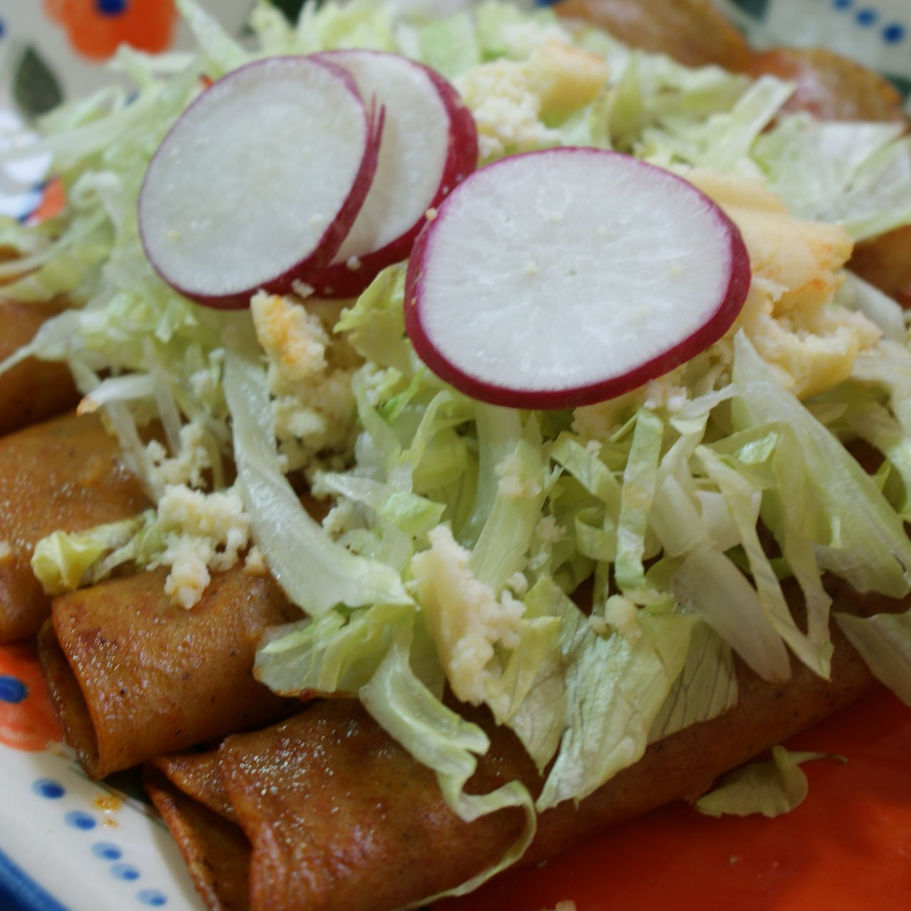 Enchiladas Tapatias