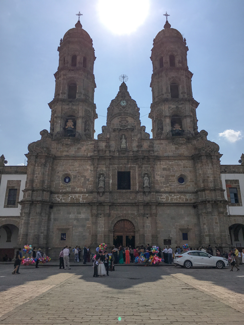 Zapopan one of the 4th most religious places in Mexico